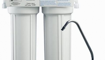 Watts WP2BVC Premier Two-Stage Microbiological Purifier Water Filtration System