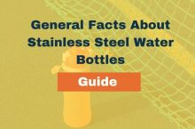 General Facts About Stainless Steel Water Bottles