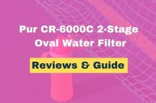 Pur CR-6000C 2-Stage Oval Water Filter Pitcher Review