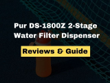 Pur DS-1800Z 2-Stage Water Filter Dispenser – Review