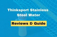 Thinksport Stainless Steel Water Bottle Review