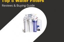 Top 5 Water Filters Reviews and Buying Guide