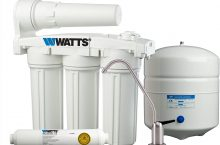 [Review] Watts Premier RO-Pure 4-Stage Reverse Osmosis System